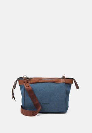 STACHEL - Handbag - blue denim