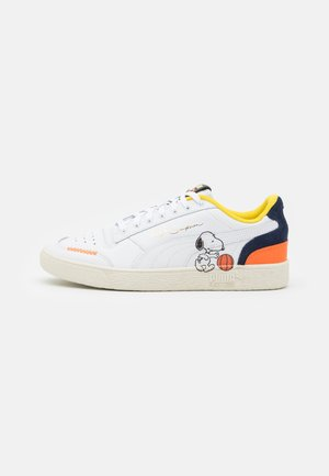 RALPH SAMPSON PEANUTS UNISEX - Trainers - white/peacoat