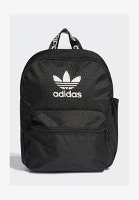 adidas Originals - SMALL ADICOL BP ORIGINALS ADICOLOR PRIMEGREEN BACKPACK - Batoh - black/white - 0