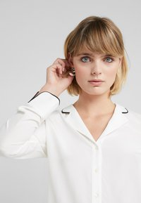 HUGO - EMOLA - Button-down blouse - natural - 5