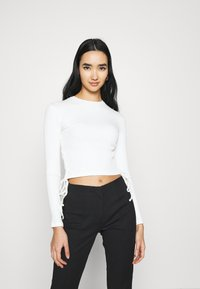 Even&Odd - Long sleeved top - off white - 0