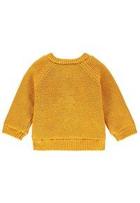 Noppies - LOU - Cardigan - honey yellow - 1