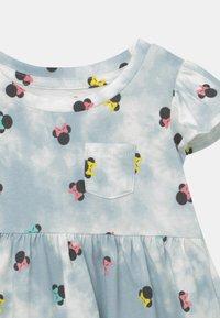 GAP - TODDLER GIRL MINI MOUSE - Jersey dress - light blue - 2
