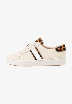 IRVING STRIPE LACE UP - Trainers - ecru