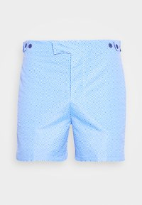 Frescobol Carioca - TRUNKS TAILORED ANGRA - Swimming shorts - blue - 2