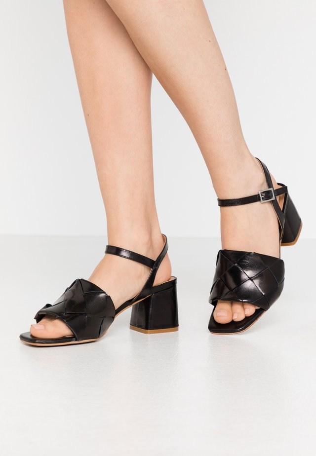 SLOANE - Sandals - black