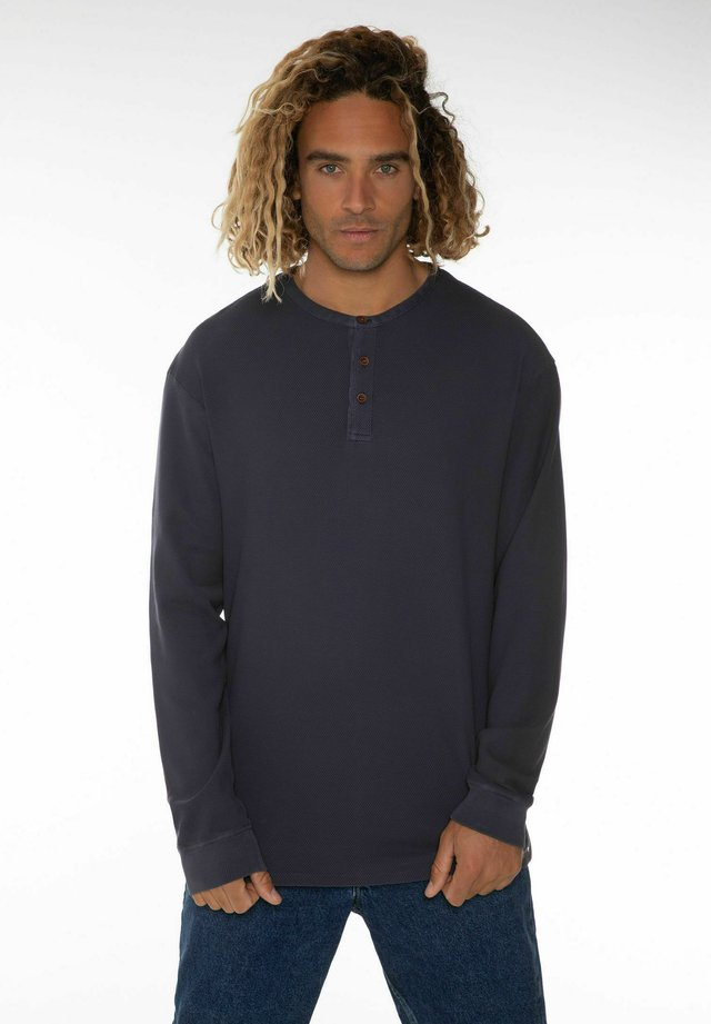 T-shirt à manches longues - oxford blue