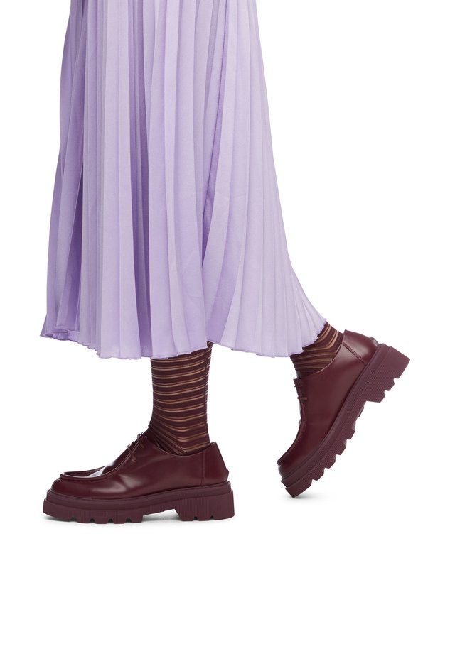 BLOOKY - Lace-ups - violett