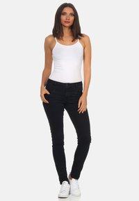 Buena Vista - Slim fit jeans - black - 1