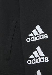 adidas Performance - STACKED  - Mikina na zip - black - 2