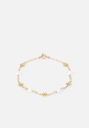 KIRA PEARL CHAIN BRACELET - Bracelet - gold-coloured