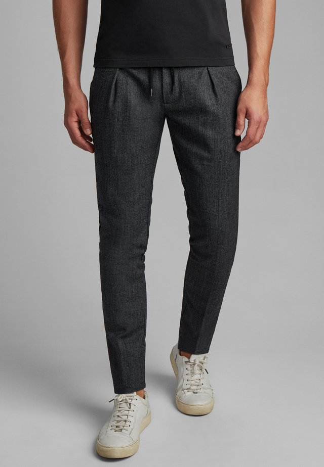 BLAKE - Trousers - charcoal