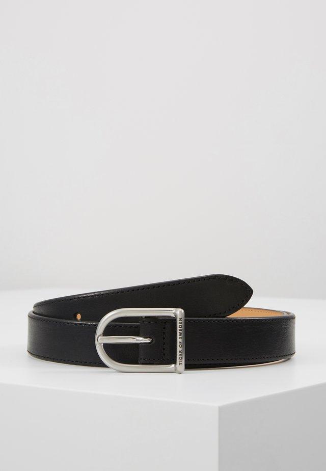 BIRA - Cinturón - black