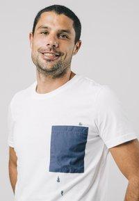 Brava Fabrics - NINJA - T-shirt print - white - 3