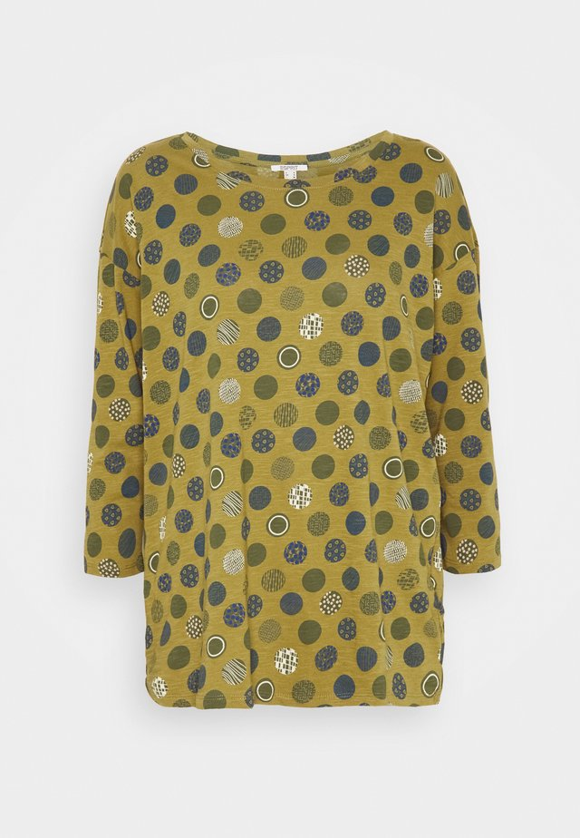 CORE - Long sleeved top - olive
