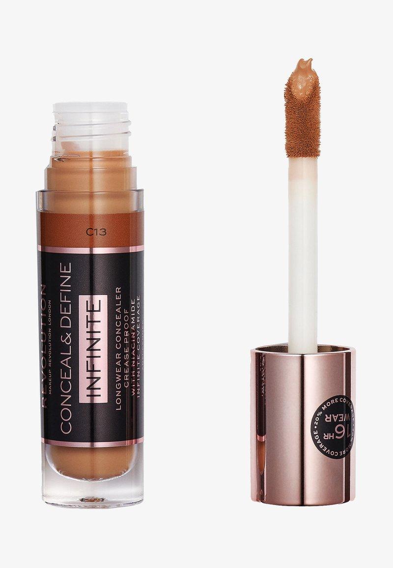 Make up Revolution - INFINITE XL CONCEALER - Concealer - c13