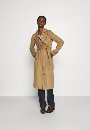 PCSISUN JACKET - Classic coat - otter