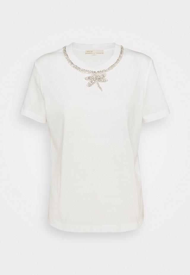 TOPAL - T-shirts print - blanc