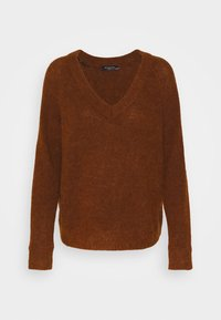 Selected Femme - Jumper - bordeaux - 5