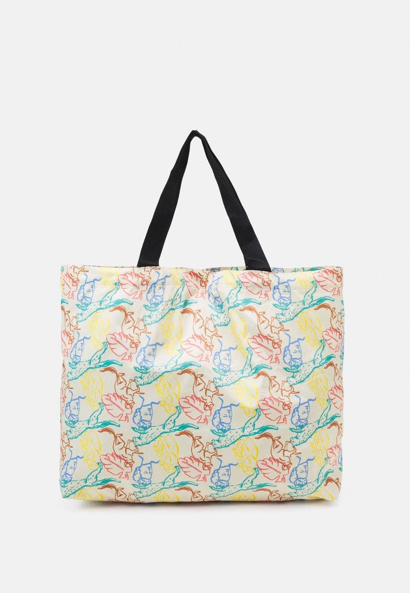 Becksöndergaard - DIVA FOLDABLE BAG - Tote bag - multi-coloured