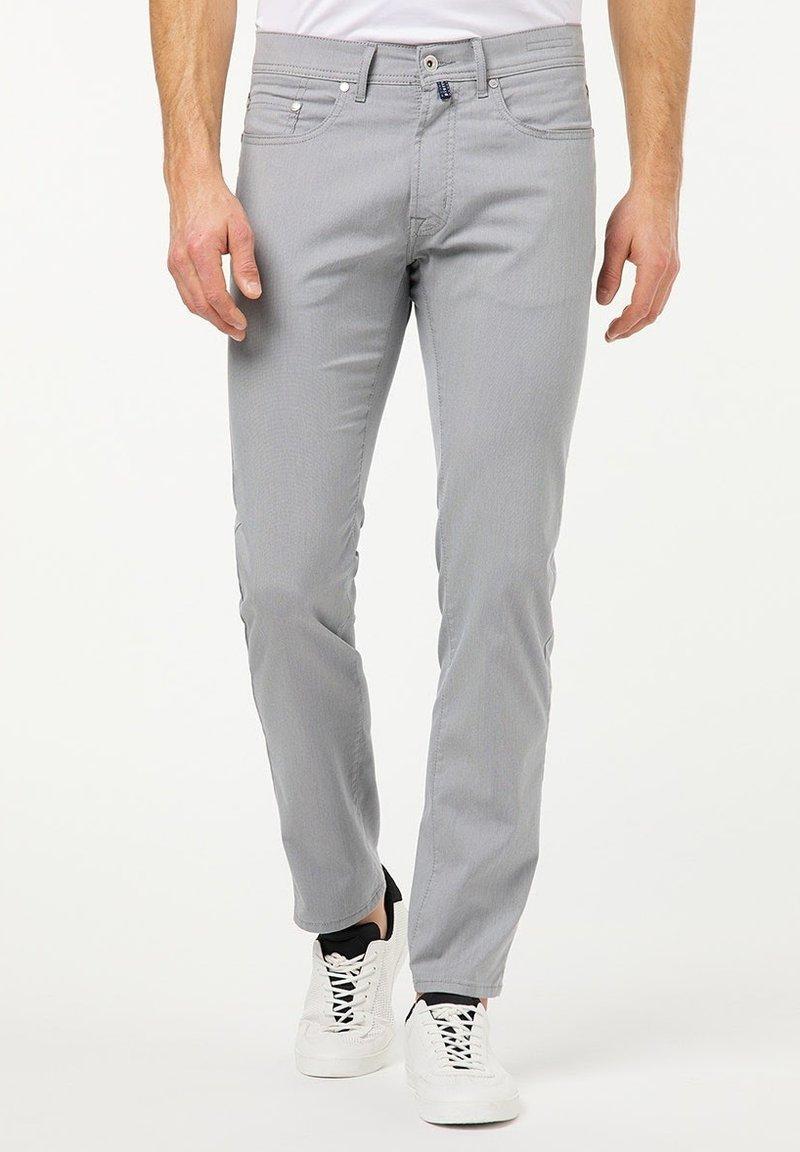 Pierre Cardin - LYON - Trousers - grau