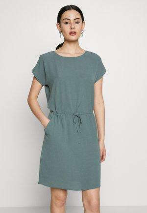 ONLNOVA LUX CONNIE BALI DRESS SOLID - Day dress - balsam green