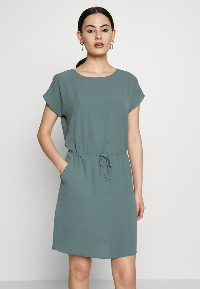 ONLNOVA LUX CONNIE BALI DRESS SOLID - Vestido informal - balsam green
