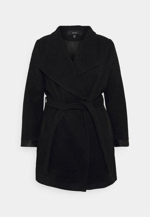 VMCALASISSEL - Klasický kabát - black
