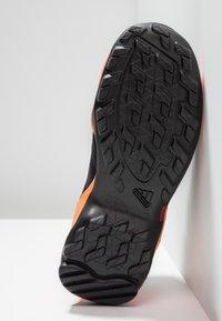 adidas Performance - TERREX AX2R RAIN.RDY - Hiking shoes - core black/hi-res orange - 5