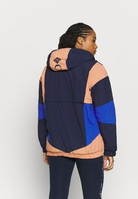 Columbia - EUROCARVEJACKET - Chaqueta outdoor - nova pink/lapis blue/dark nocturnal - 2