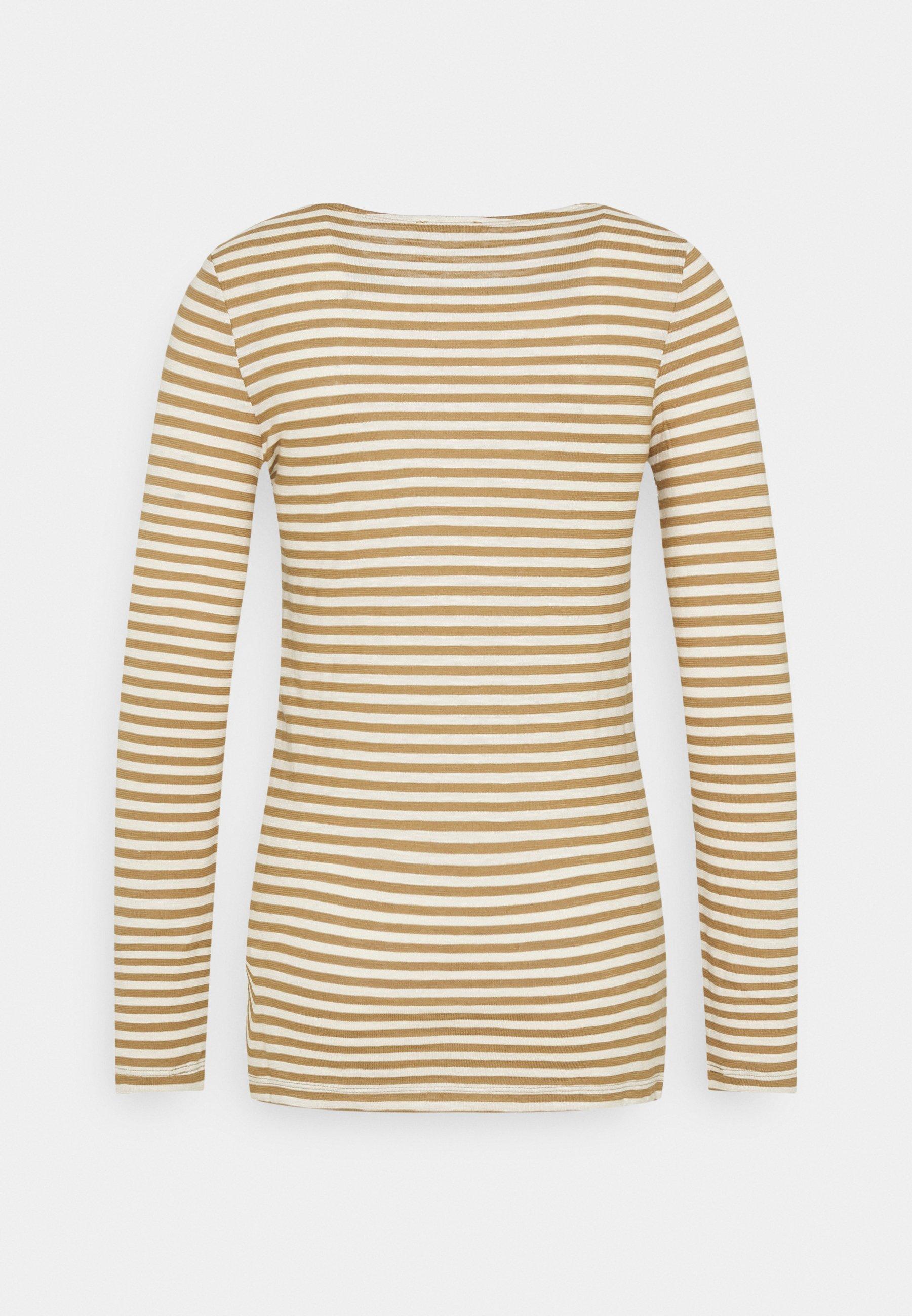 Women LONG SLEEVE NECK - Long sleeved top