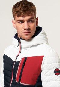 Superdry - Light jacket - white/black - 3