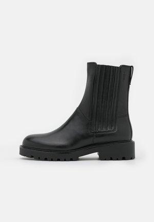 KENOVA - Korte laarzen - black