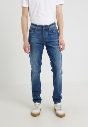 TABER - Jean slim - medium blue