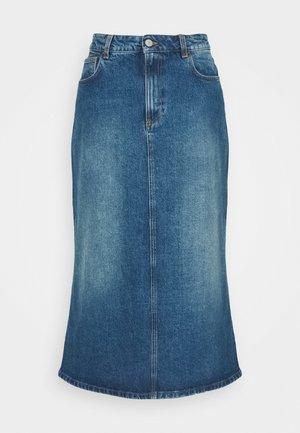 SKY - Gonna di jeans - blue