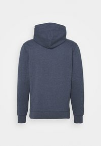 Tommy Jeans - STRAIGHT LOGO HOODIE - Mikina - blue - 6