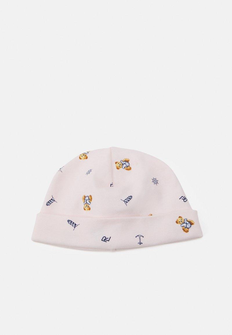 Polo Ralph Lauren - BEANIE APPAREL ACCESSORIES HAT - Beanie - pink