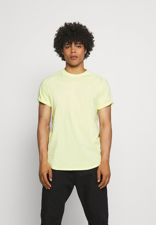 LASH - T-shirt basic - bright pistache