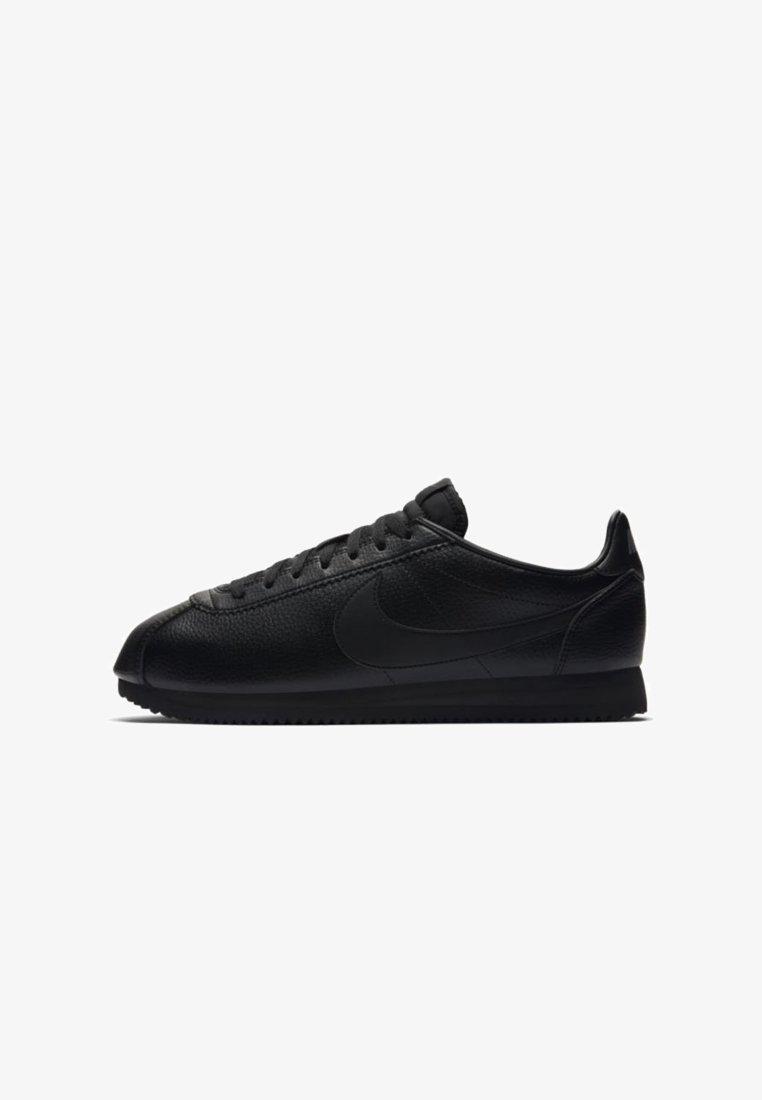 Nike Sportswear - CLASSIC CORTEZ - Sneakers basse - black/white/dark grey
