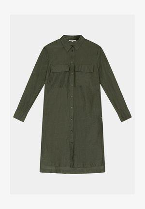 LEICHT  - Button-down blouse - gelb