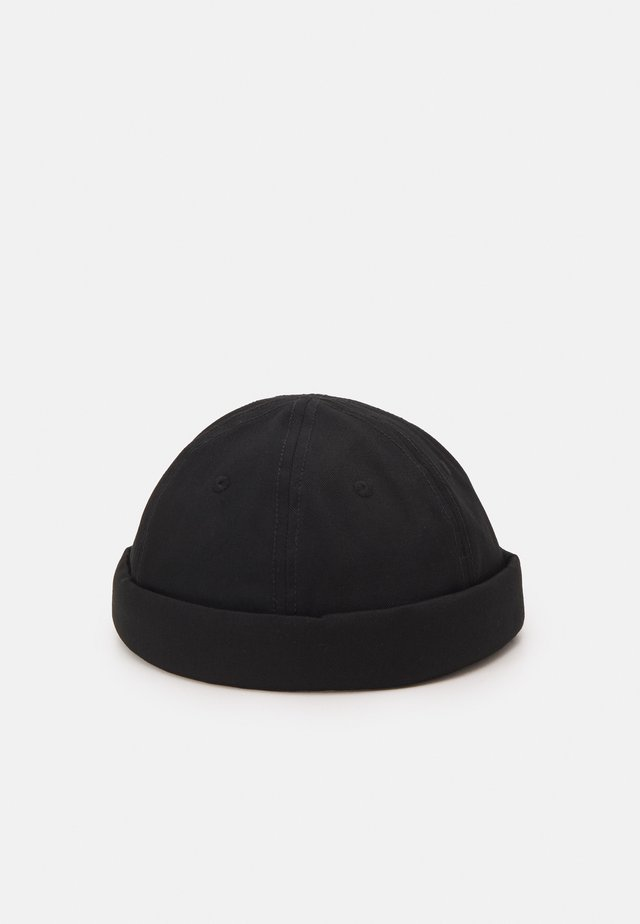 DOCK HAT UNISEX - Bonnet - black