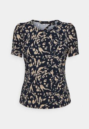 VMHAILEY - T-shirt imprimé - navy blazer