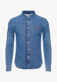 Levi's® - BATTERY SLIM - Overhemd - redcast stone mid flat - 3