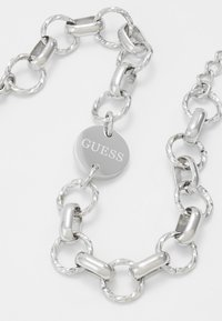 Guess - CHAIN REACTION - Bracelet - silver-coloured - 4