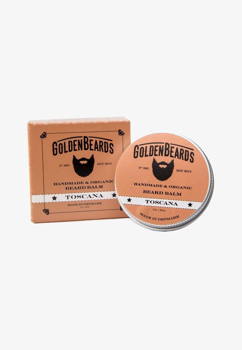 Golden Beards - BEARD BALM - Beard oil - toscana