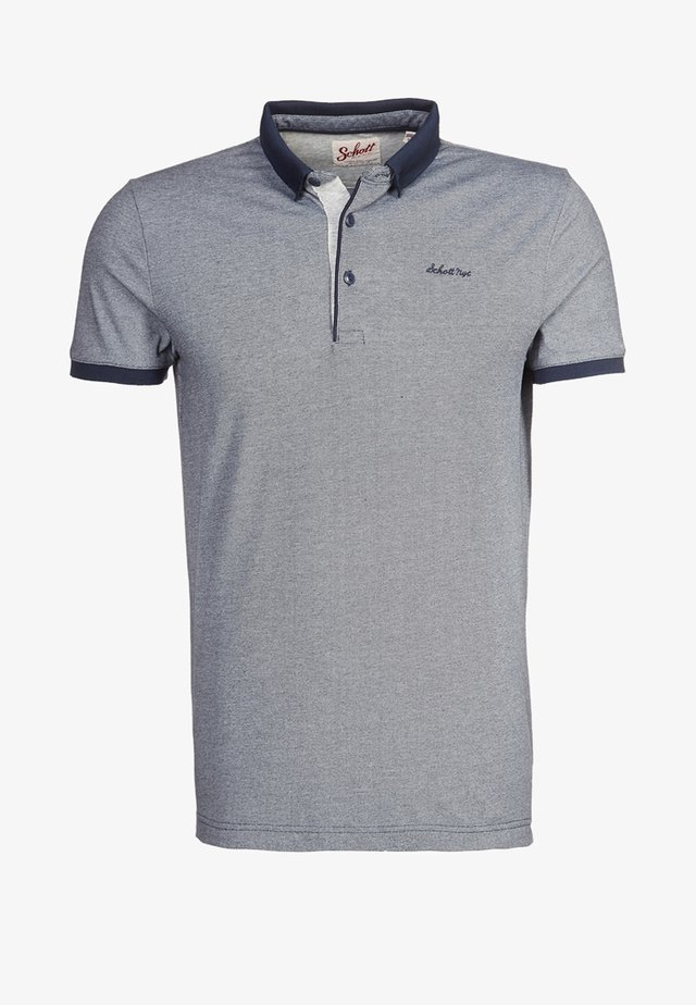 PENNY - Polo shirt - heather navy