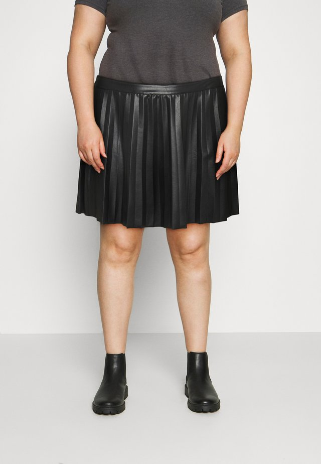 LADIES SKIRT - Minijupe - black