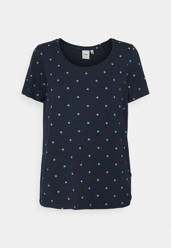 IHLISA - Print T-shirt - total eclipse