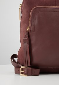 mint&berry - LEATHER - Rucksack - dusty rose - 6