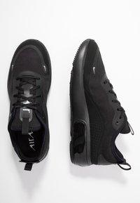 Nike Sportswear - AIR MAX DIA - Sneaker low - black/metallic platinum - 3